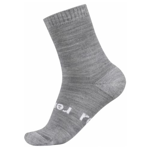Купить Носки Reima размер 30, melange grey