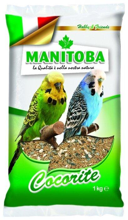 Manitoba корм Cocorite для волнистых попугаев