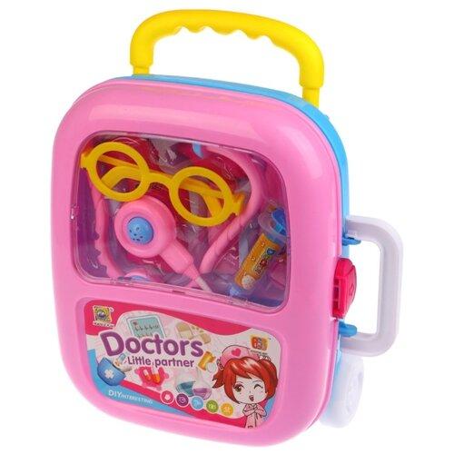Купить Набор доктора Наша игрушка 666-65, Играем в доктора