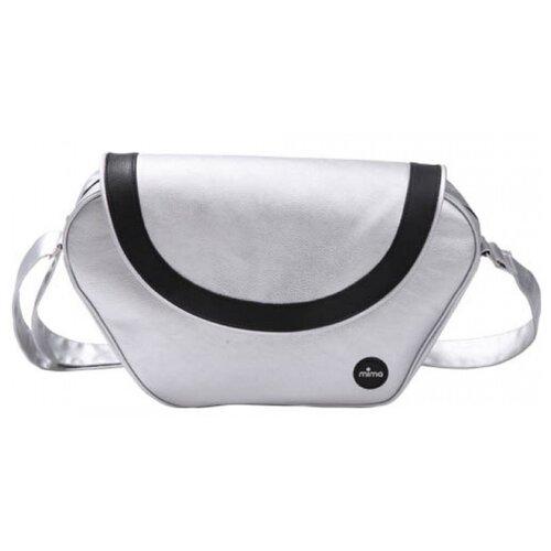 Купить Сумка Mima Changing Bag Flair argento, Сумки для мам