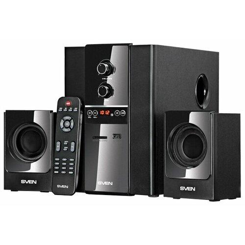 Фото - Компьютерная акустика SVEN MS-1820 черный sven ms 2250 черный