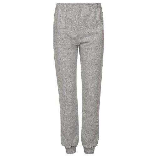Спортивные брюки M&D размер 122, серый меланж