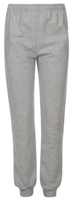 Купить Спортивные брюки M&D размер 128, серый меланж по низкой цене с доставкой из Яндекс.Маркета (бывший Беру)
