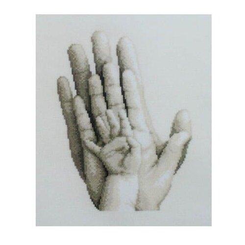 Купить Vervaco Набор для вышивания Руки 20 x 25 см (0154230-PN), Наборы для вышивания