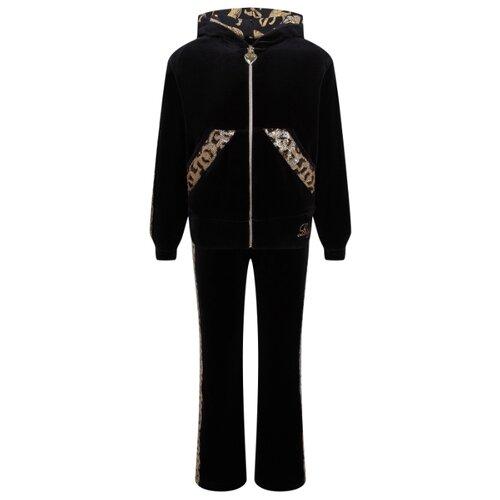 Спортивный костюм Lesy размер 140, черный