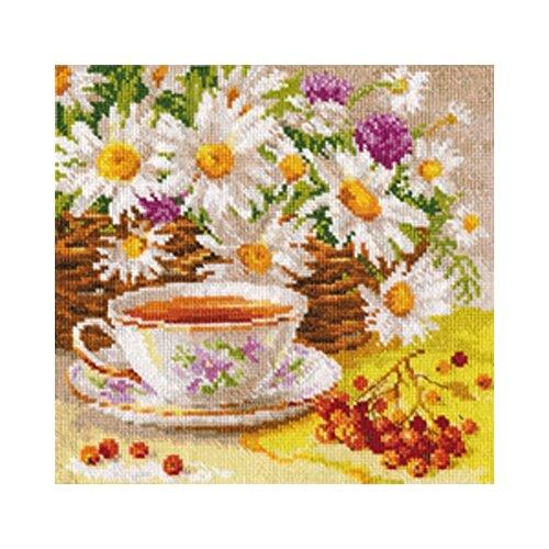 Купить Набор для вышивания Алиса 5-13 Полуденный чай - 18х18см, Наборы для вышивания