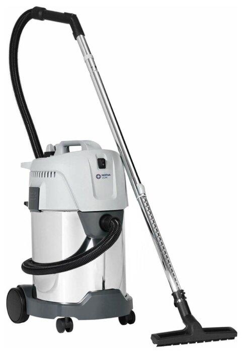 Профессиональный пылесос Nilfisk VL200 30 PC INOX 1200 Вт