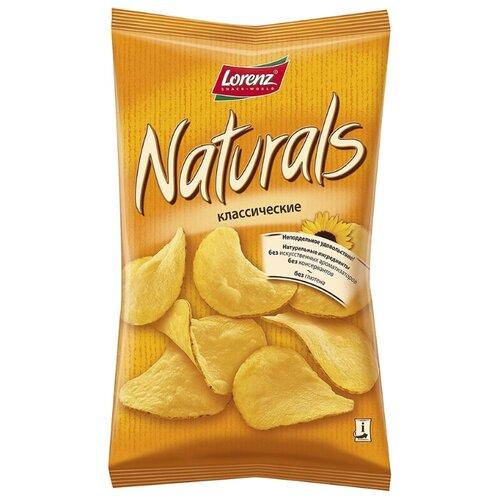 Чипсы Naturals картофельные Классические, 100 г