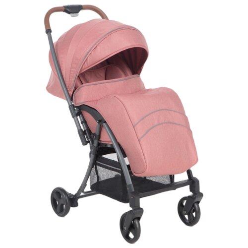 Прогулочная коляска Corol S-6 розовый прогулочная коляска corol s 9 2020 пудровый