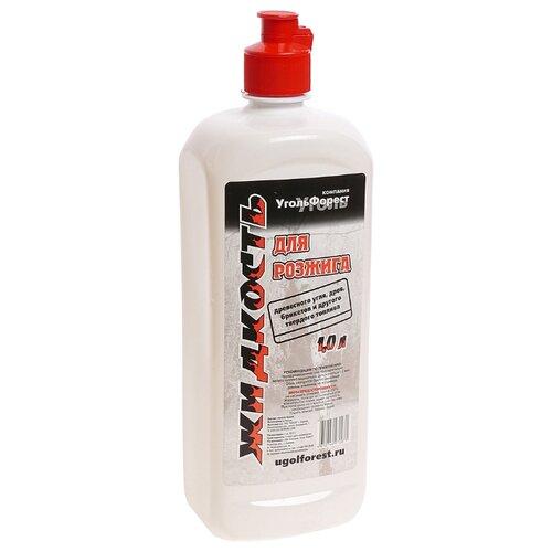 УгольФорест Жидкость для розжига, 1 л недорого