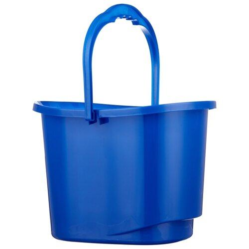 Ведро ROZENBAL R211984 15 л. синий