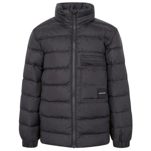 Куртка CALVIN KLEIN IB0IB00202 размер 128, черный