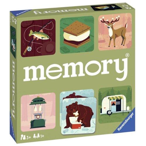 Фото - Настольная игра Ravensburger Мемори На природе настольная игра радуга