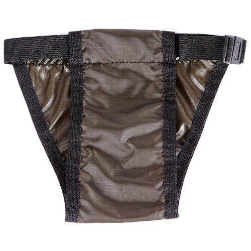 Подгузники для собак OSSO Fashion Comfort Размер M 33 см коричневый 1 шт. коричневый