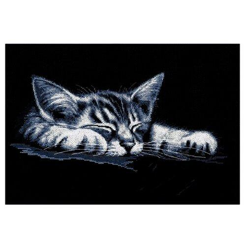 Купить Hobby & Pro Набор для вышивания Мой котёнок 36 х 18 см (958), Наборы для вышивания