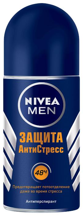 Антиперспирант ролик Nivea Men Защита АнтиСтресс