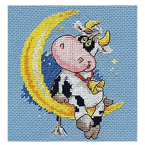 Купить Алиса Набор для вышивания Сладких снов 10 х 13 см (0-117), Наборы для вышивания
