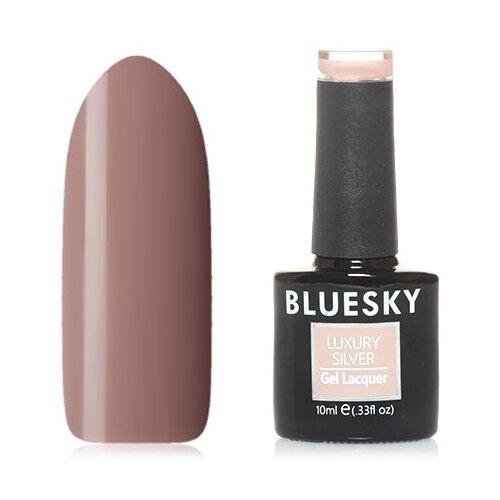 Купить Гель-лак для ногтей Bluesky Luxury Silver, 10 мл, №280