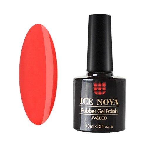 Купить Гель-лак для ногтей ICE NOVA Rubber Gel Polish, 10 мл, 194