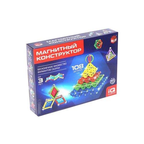 Магнитный конструктор UNICON Magical Magnet 1387364 Необычные фигуры