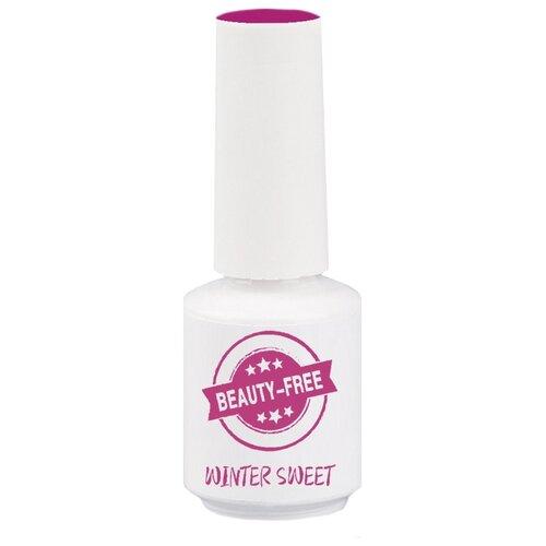 Купить Гель-лак для ногтей Beauty-Free Winter Sweet, 8 мл, малиновый