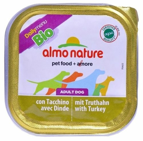 Корм для собак Almo Nature Daily Menu индейка 100г