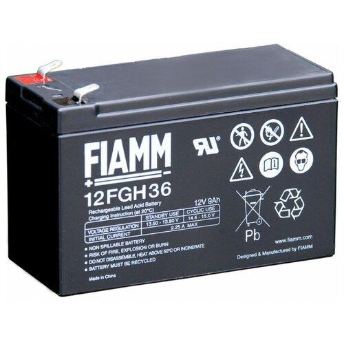 Аккумулятор для ИБП FIAMM 12FGH36