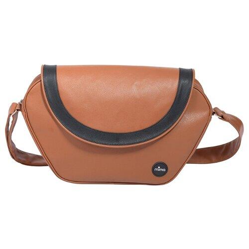 Купить Сумка Mima Changing Bag Flair camel, Сумки для мам