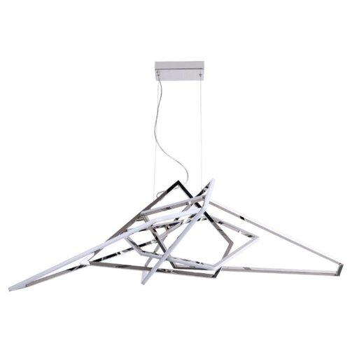 Люстра светодиодная Divinare Picasso 1611/02 SP-1, LED, 140 Вт люстра divinare led 1123 04 sp 65
