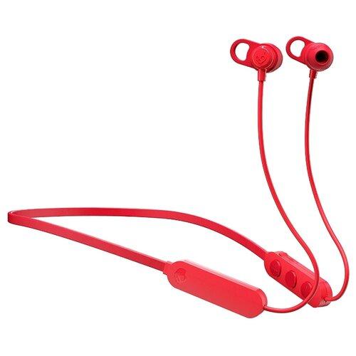 Беспроводные наушники Skullcandy Jib+ Wireless cherry red наушники skullcandy jib w mic blue black