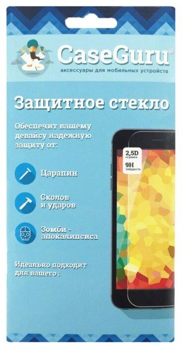 Защитное стекло CaseGuru для Apple iPhone X/XS/11 Pro прозрачный фото 1