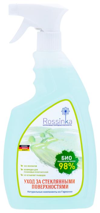 Спрей Rossinka для ухода за стеклянными поверхностями
