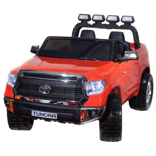 Купить Toyland Автомобиль Toyota Tundra JJ2255, красный, Электромобили