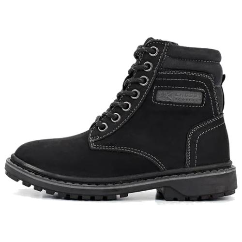 Ботинки CROSBY размер 30, черный ботинки tapiboo размер 30 черный