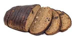 Вяземский хлебокомбинат Хлеб заварной Элитный ржано-пшеничный с сухофруктами и грецкими орехами 250 г
