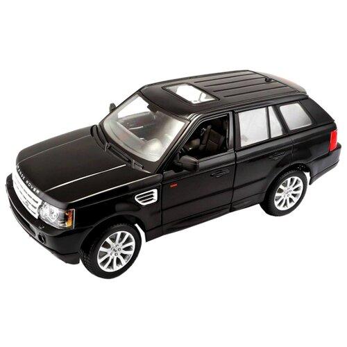 Купить Легковой автомобиль Bburago Range Rover Sport (18-12069) 1:18 черный, Машинки и техника