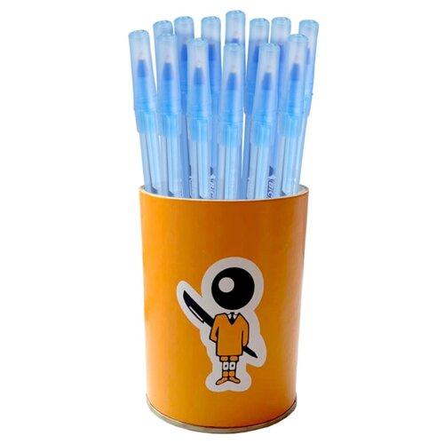 BIC Набор шариковых ручек Round Stic 0,32 мм. (999403), синий цвет чернил bic набор гелевых ручек gelocity stic 0 5 мм 30 шт черный цвет чернил