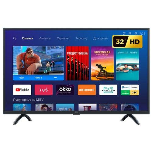Фото - Телевизор Xiaomi Mi TV 4A 32 T2 31.5 (2019), черный телевизор xiaomi mi tv 4s 43 t2 42 5 2019 темный титан