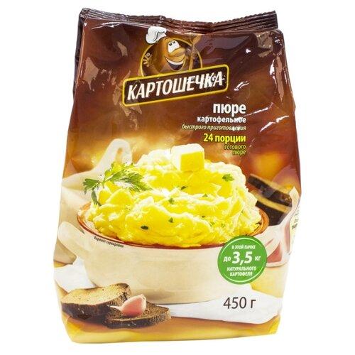 Картошечка Пюре картофельное быстрого приготовления 450 г