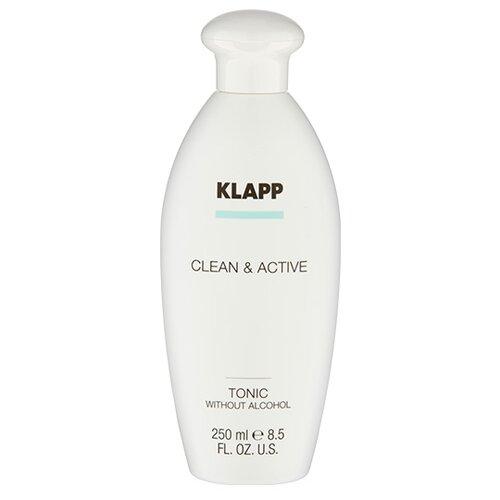Купить Klapp Тоник без алкоголя CLEAN & ACTIVE, 250 мл