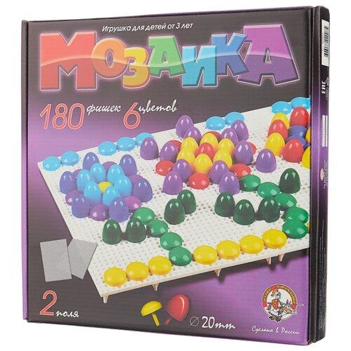Десятое королевство Мозаика 180 элементов (02007) десятое королевство мозаика 120 элементов 00965