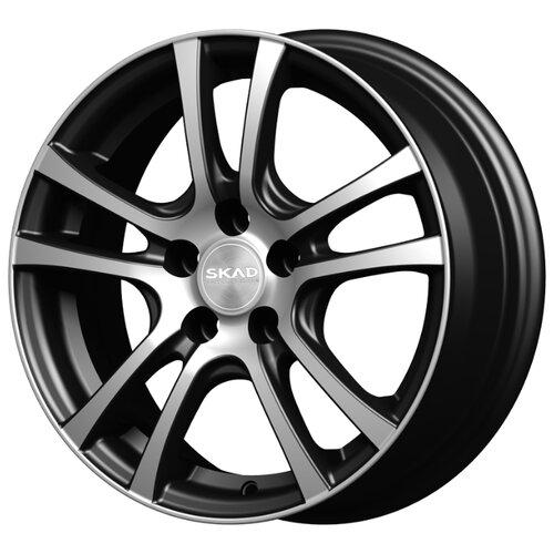 Фото - Колесный диск SKAD Дели 6x15/4x100 D60.1 ET40 графит колесный диск 4go jj3