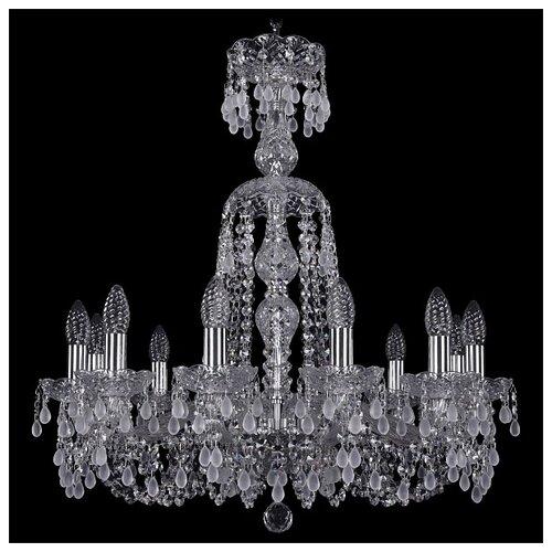 Люстра Bohemia Art Classic 11.24.12.220.XL-70.Cr.V0300, E14, 480 Вт люстра bohemia art classic 11 26 12 220 xl 70 cr b e14 480 вт