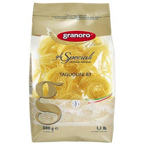 Granoro Макароны gli Speciali Tagliolini n. 83, 500 г