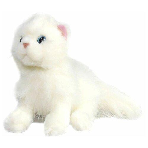 Мягкая игрушка котёнок реалистичный Semo
