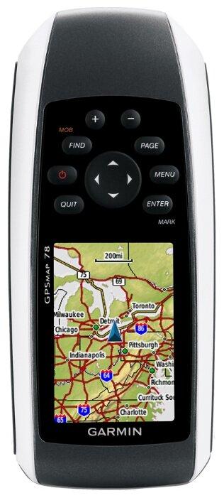 Навигатор Garmin GPSMAP 78