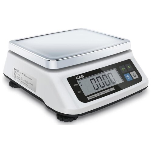Весы порционные электронные CAS SWN-6 cas лабораторные весы cas xe 600