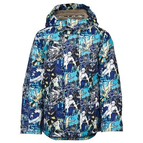 Фото - Куртка Oldos Смит LAW191T107JK размер 98, сине-голубой куртка oldos мальта law192t106jk размер 98 зеленый