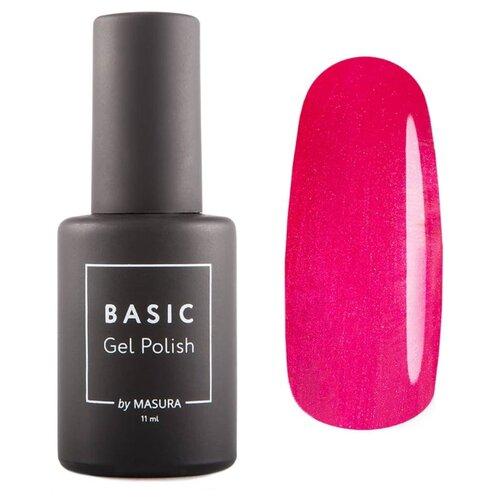 Купить Гель-лак для ногтей Masura Basic, 11 мл, Райский сад