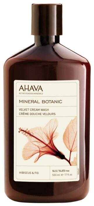 Крем для душа AHAVA Hibiscus & fig